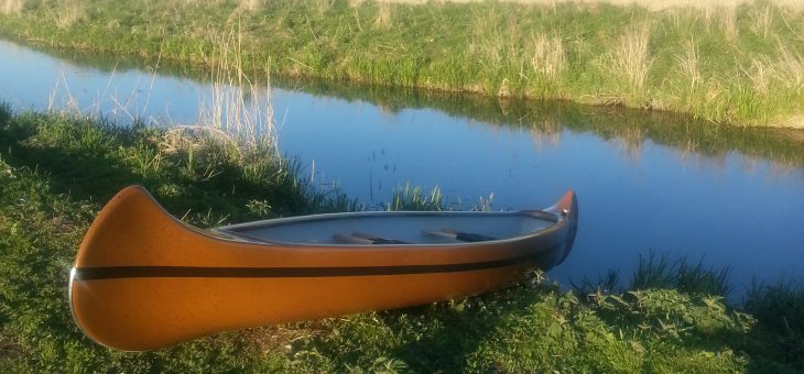 Tollense / Trebel Special mit dem Kanu